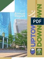 CBD Annual Report 2012