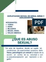 Abusos y Explotacion Infantil