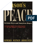 Howard W. Ambruster - Treason's Peace-German Dyes and American Dupes-IG Farben's Hidden Power (1947)