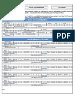 CFP Fact Finder Form