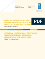 Solar Power Plants - Detailed Guide
