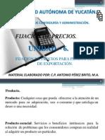 Unidad 6 Fijacion de Precios Para Productos de Exportacion