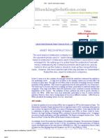 ARC - Asset Construction Company