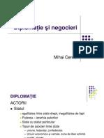 Diplomatie Si Negocieri_curs 1