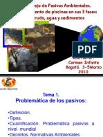 Curso Manejo de Pasivos Ambientales Petroleros