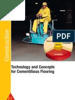Cementitious Flooring