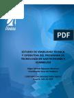 ESTUDIO DE VIABILIDAD TÉCNICA Y OPERATIVA DEL PROGRAMA DE TECNOLOGÍA EN GASTRONOMÍA Y SOMMELIER