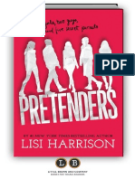 Pretenders by Lisi Harrison (SAMPLE)