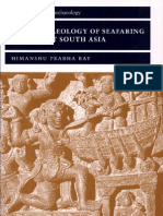 Ray, Archeology of Sea Faring in Ancient South Asia