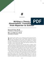 wmg dissertation format