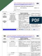 Estructura Curricular Tics 1b
