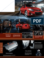Brochure Civic Si 2013