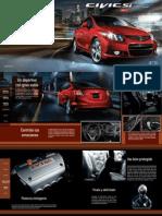 Brochure Civic Si 2013