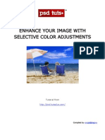Enhance Your Image With Selective Color Adjustments