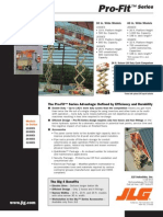 Pro-Fit Electric Scissor Lifts