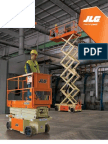 RS Series Electric Scissor Lifts