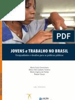 CORROCHANO - 2008 - Livro Jovens e Trabalho No Brasil