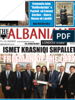 The Albanian Print version 25th of July 2013