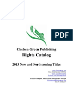 2013 Foreign & Subsidiary Rights List