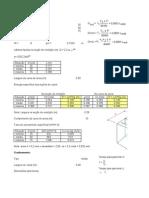 Calculos Projetos ETE Dimensionamento