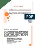 Semana 9 - Factor Movimiento
