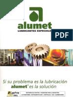 Catalogo Tecnico Alumet Electrogas