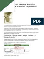 Google Adwords e Google Analytics Como Unir Os Dois