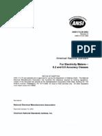 ANSI C12.20