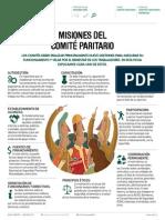 Misiones Del Comite Paritario