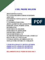 Padre Wilson de Anita