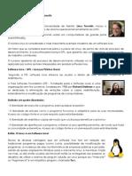 3 - Sistema Operacional Linux
