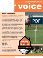 Our Voice, June 2013