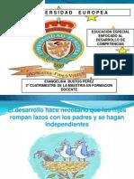 Proyecto Educacion Especial