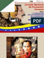 EVALUACIÓN DE LOS APRENDIZAJES2