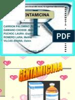 Gentamicina Nuevo