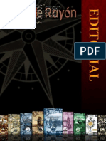 Catalogo Tela de Rayon Editorial