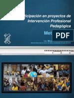 10 Particip en Proyectos 2009