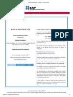 Sitio de Administración Tributaria - Control de Citas