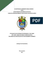 APNT 2011 - UTILIZAÇÃO DO SISTEMA DE REF...