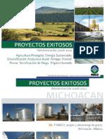 Flipbook Proyectos Exitosos 2