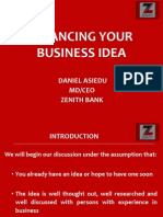 02 Financing Your Business Idea18.8.10.Final Ppt