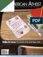 American Atheist Magazine Third Quarter 2013