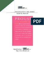 Proust, Marcel - De la imaginación y del deseo.pdf