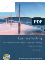 The Practice of English Language Teaching, 3rd Edition