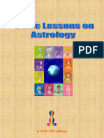 6741046 Lessons on Indian Astrolgy