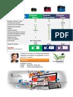 Yoursitio - Presupuesto de Aplicacion Web