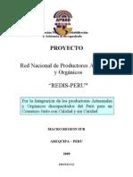Redis-peru-red Nacional de Artesanos Con Discapacidad