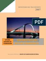 Diagnostico Sector Transporte 2007