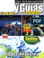 PlayMania Guias Trucos Coleccion Disney Volumen 1