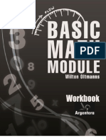 Workbook of the Basic Math Modulet 2013. Wilton Oltmanns (4)